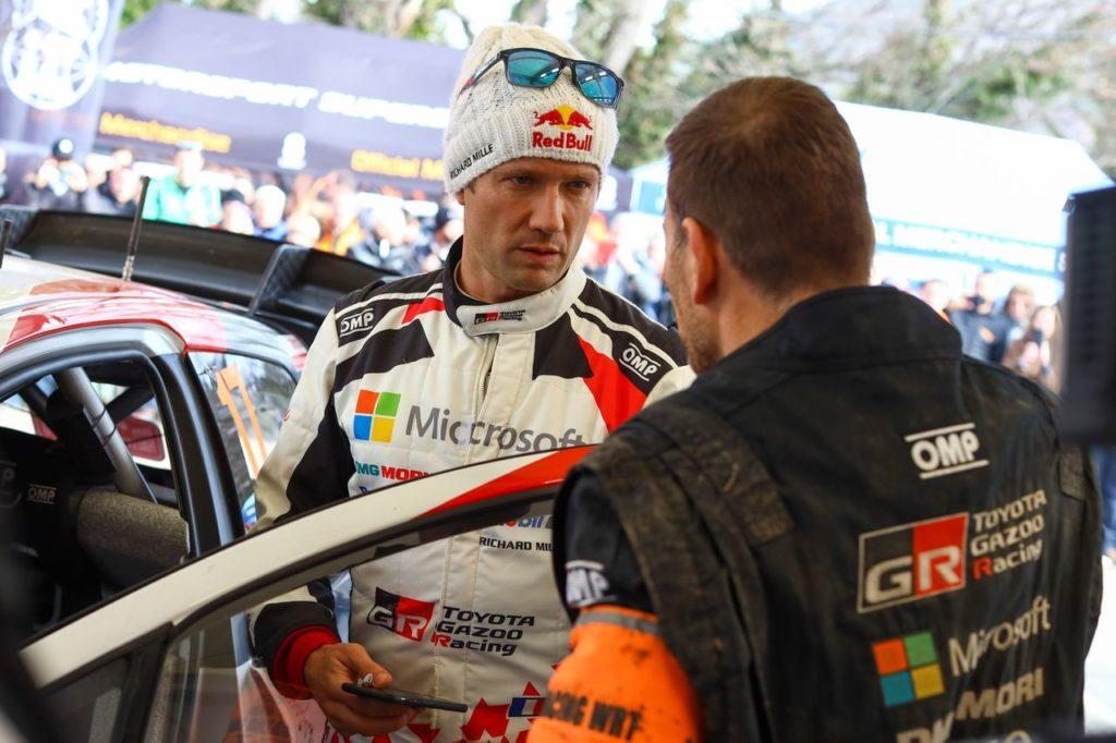WRC | Ogier potrebbe riconsiderare il suo ritiro e forse rimandarlo