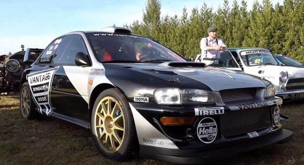 La mostruosa Subaru Impreza WRC 1998 che Alister McRae condusse verso tempi record [VIDEO]