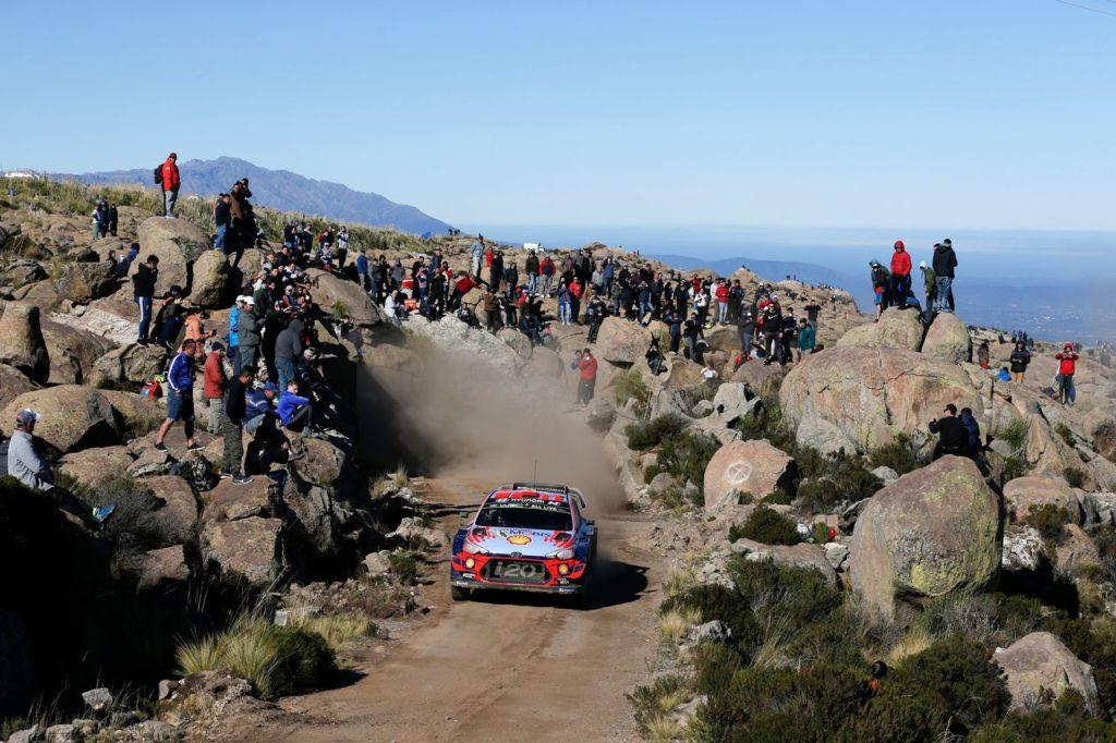 WRC | Il Rally Argentina si disputa, ma virtualmente: ecco la competizione basata su WRC 8