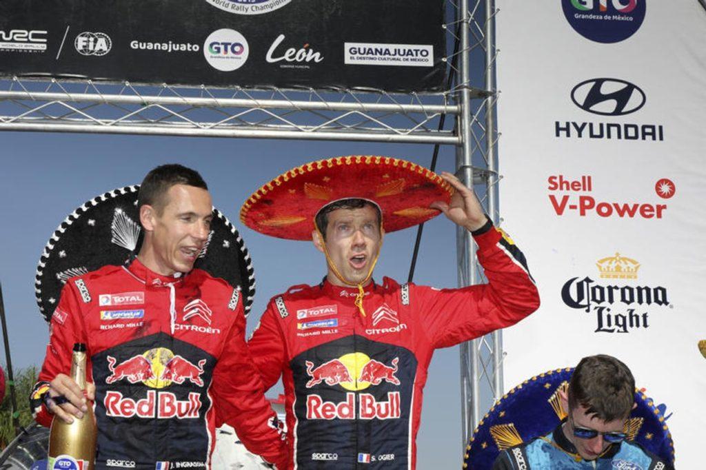 WRC | Piloti e navigatori potranno scambiarsi di posto durante la gara