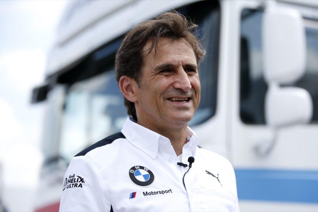 """Alex Zanardi, ritorno alle corse: """"Forse qualcosa entro fine anno"""""""