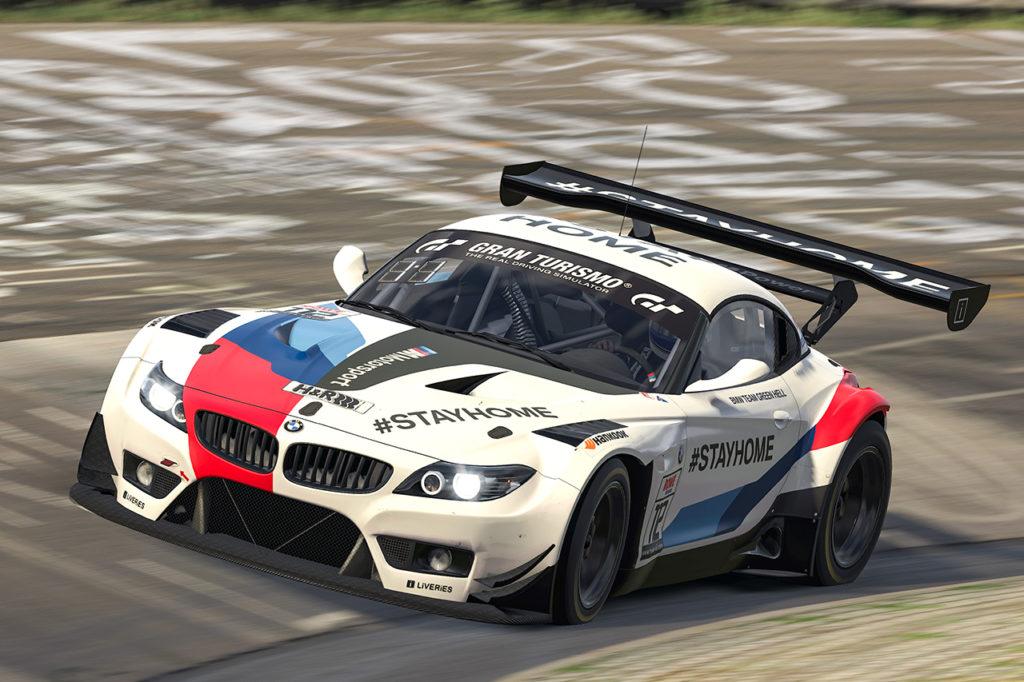 """BMW, il programma sportivo """"virtuale"""" per questo fine settimana"""