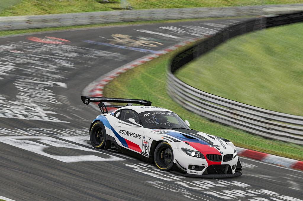 I piloti BMW e il sim-racing: allenarsi alle gare reali con il virtuale