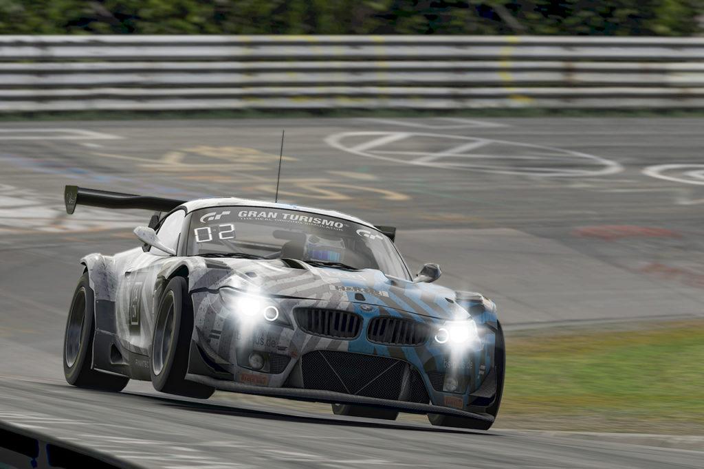 Eng a podio per BMW nella gara virtuale della Nurburgring Endurance Series