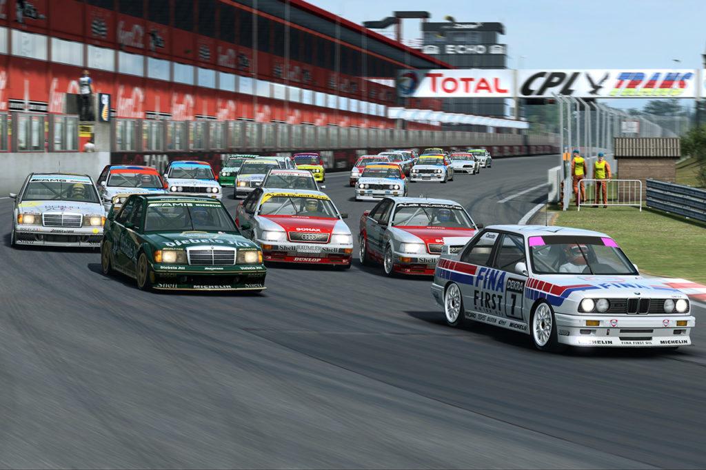 DTM | Ritornano in vita le vecchie auto con la Esports Classic Challenge