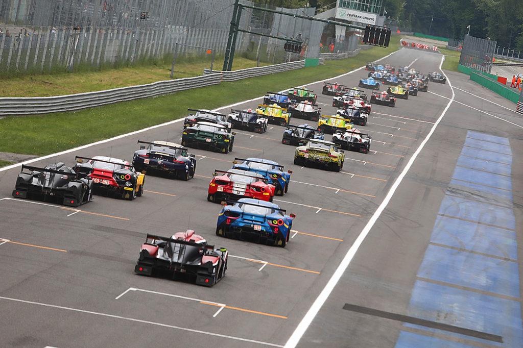 Monza, i cambiamenti dei weekend di gara del mese di ottobre