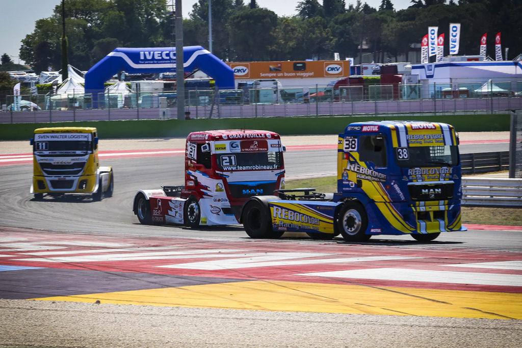 FIA European Truck Racing Cup | Posticipata la tappa di Misano a novembre