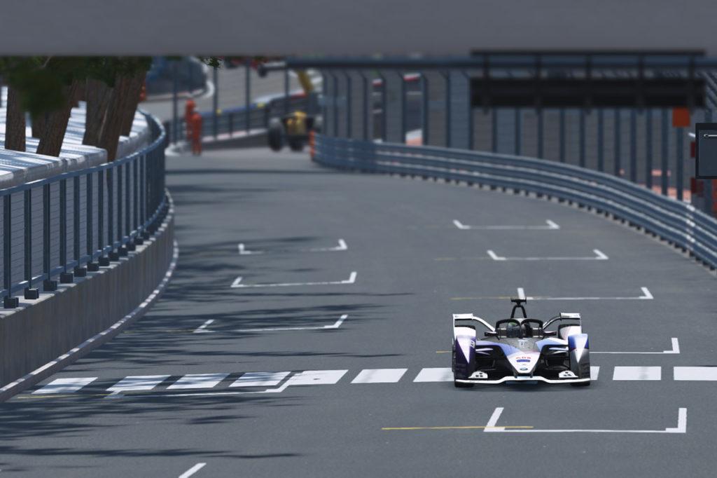 Formula E | Guenther domina la prima gara-test a Monaco con BMW