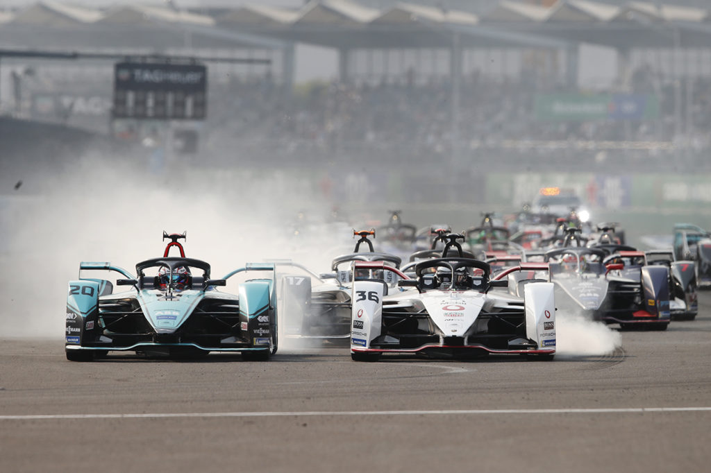 Formula E | Race at Home, il campionato virtuale in collaborazione con UNICEF