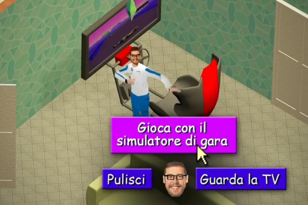 Formula E | La parodia del videogioco The Sims con… Alexander Sims! [VIDEO]