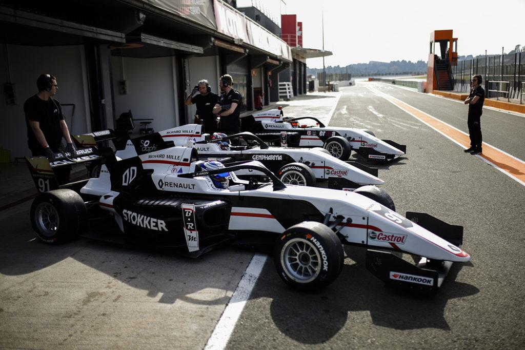 Formula Renault Eurocup | Ritornano i 18 punti validi per la Superlicenza