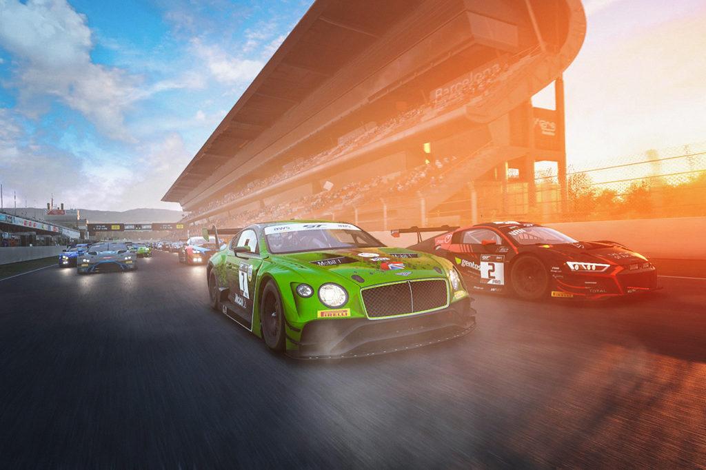 GT World Challenge | Bentley entra ufficialmente nella SRO E-Sport GT Series