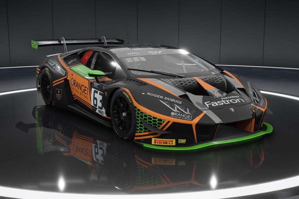 GT World Challenge | Tre piloti ufficiali Lamborghini nella SRO E-Sports GT Series