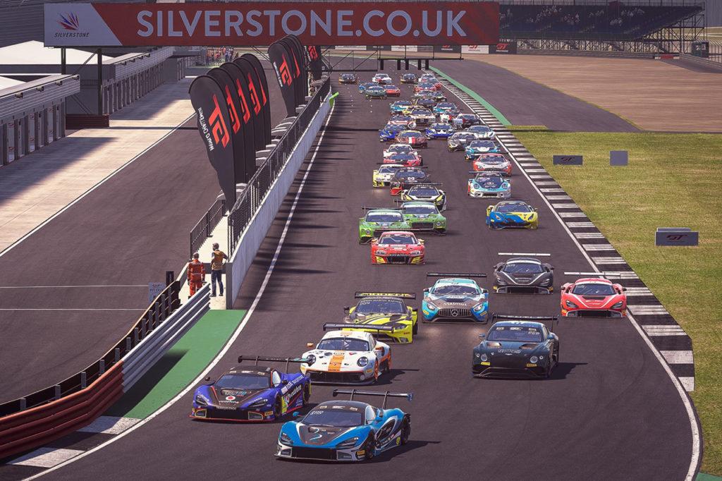 GT World Challenge | SRO E-Sport GT Series, Pepper vince a Silverstone