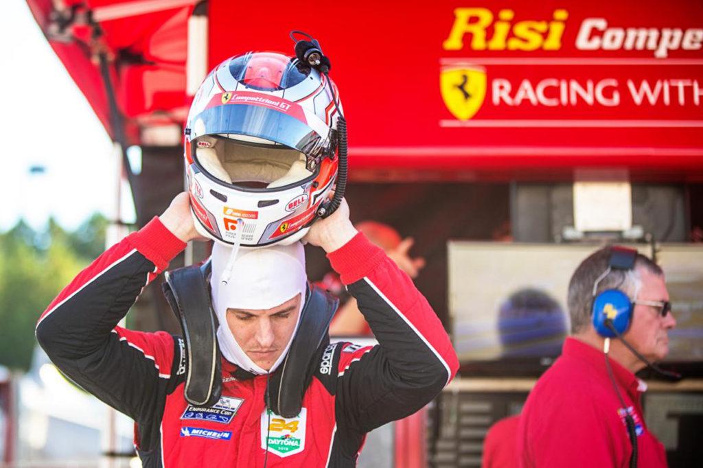 IMSA | Svelata l'entry list per Mid-Ohio, c'è anche Calado su Ferrari