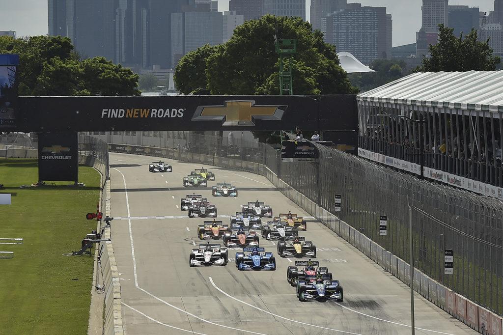 IndyCar | Cancellato il doppio round di Detroit, si aggiorna il calendario