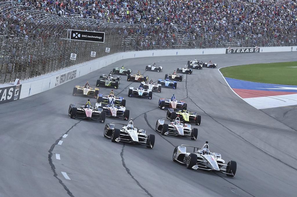IndyCar | Il Texas Motor Speedway non ospiterà la gara senza i fan