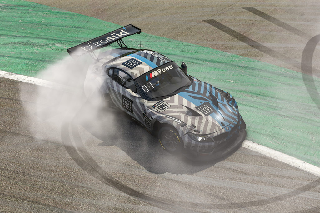 BMW conquista la 24 Ore del Nurburgring virtuale con Eng, Heinrich e Voss
