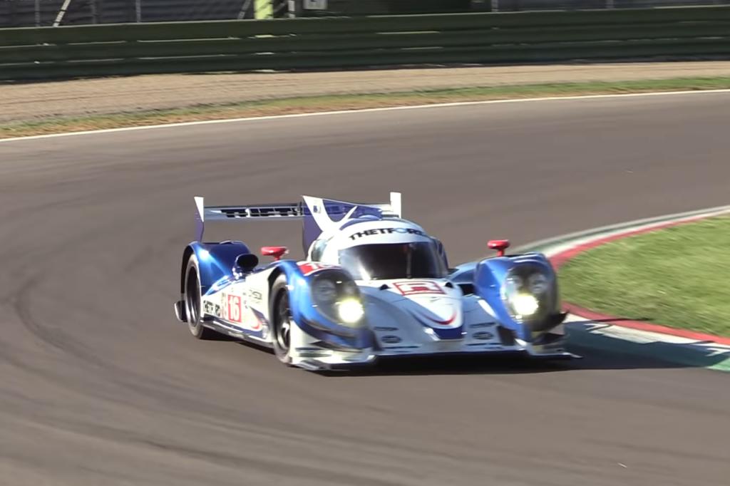 Lola B12/60 LMP1, il prototipo motorizzato Mazda rivive di nuovo in pista [VIDEO]