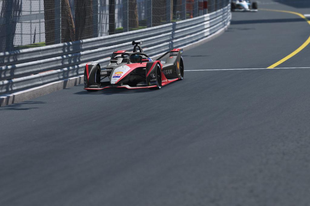 Formula E | Nissan e.dams centra la top-10 nella gara-test di Monaco