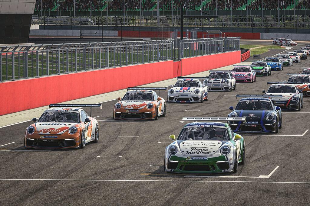 Porsche Supercup | Guven e ten Voorde vincono le due gare virtuali a Silverstone