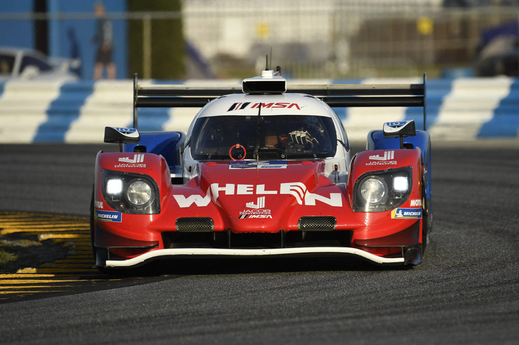WEC | La Riley LMP2 di Rick Ware Racing spedita alla sede di Eurointernational