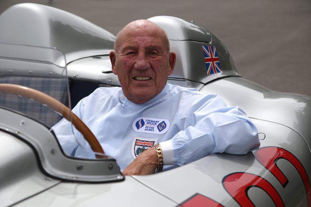 Ci lascia l'indimenticabile Stirling Moss nel giorno di Pasqua, aveva 90 anni