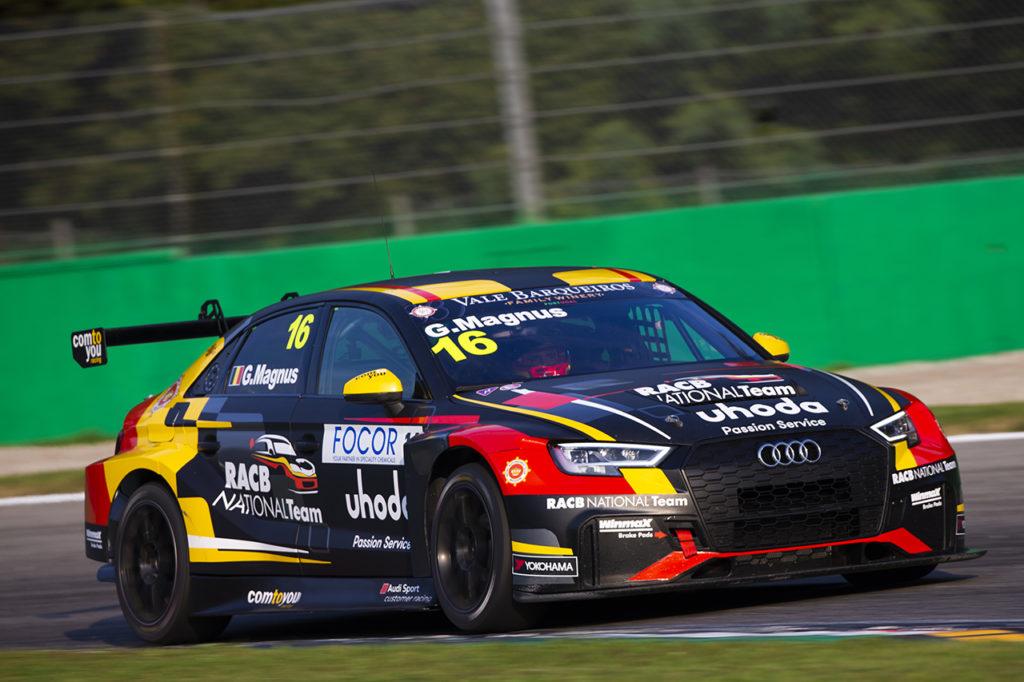 TCR Europe | Quattro Audi allestite da Comtoyou Racing nel 2020