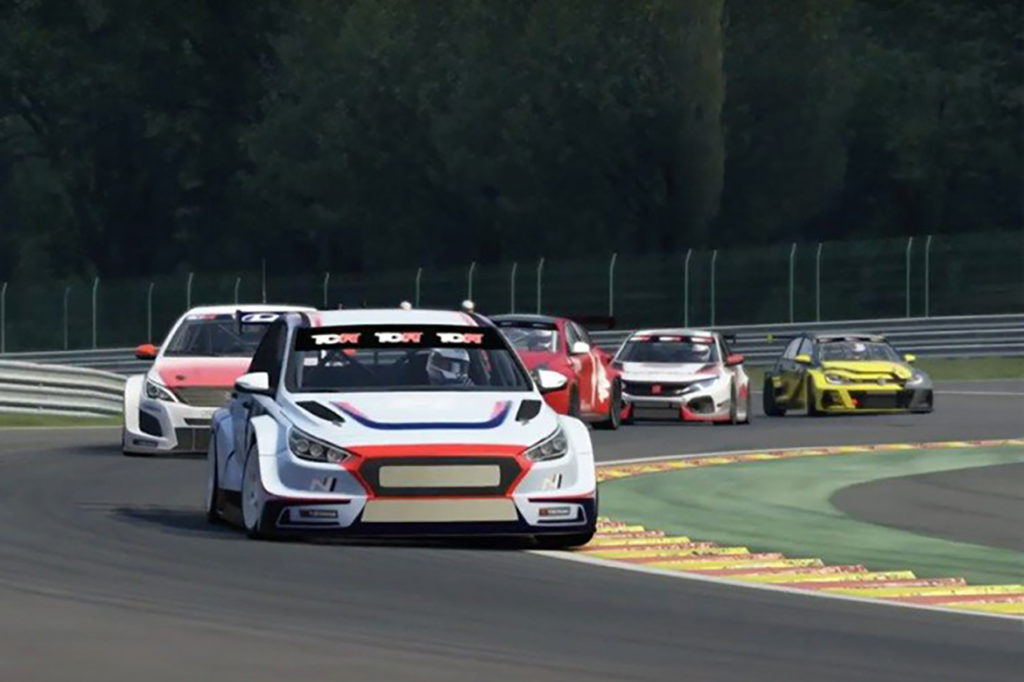 TCR Europe | SIM Racing Series, ecco il format del weekend virtuale