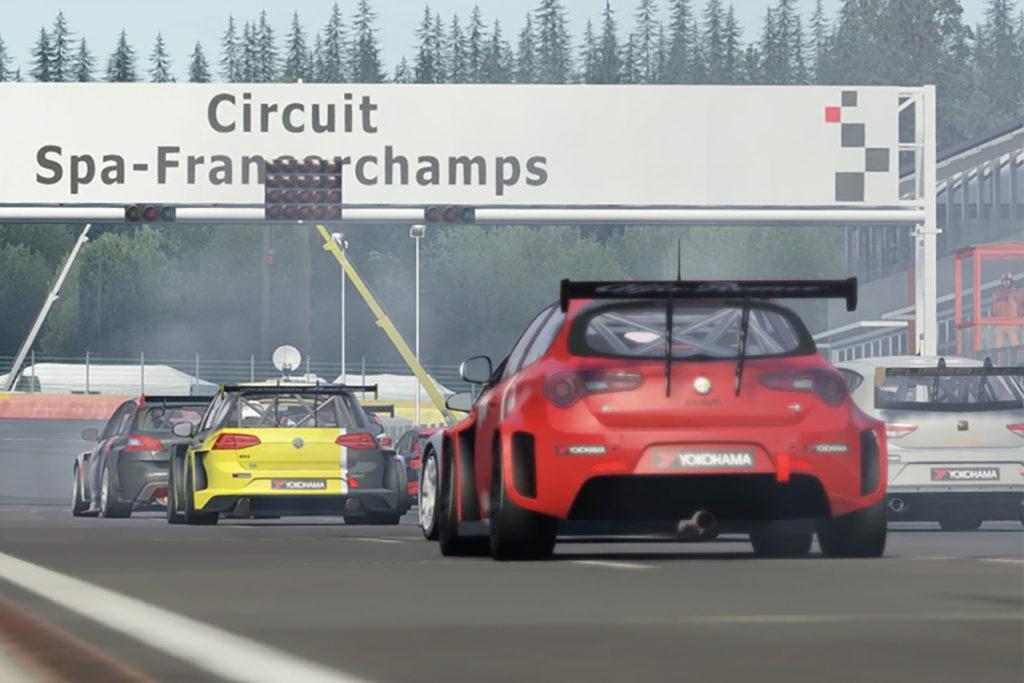 TCR Europe | Nasce la SIM Racing Series, campionato virtuale per piloti reali [VIDEO]