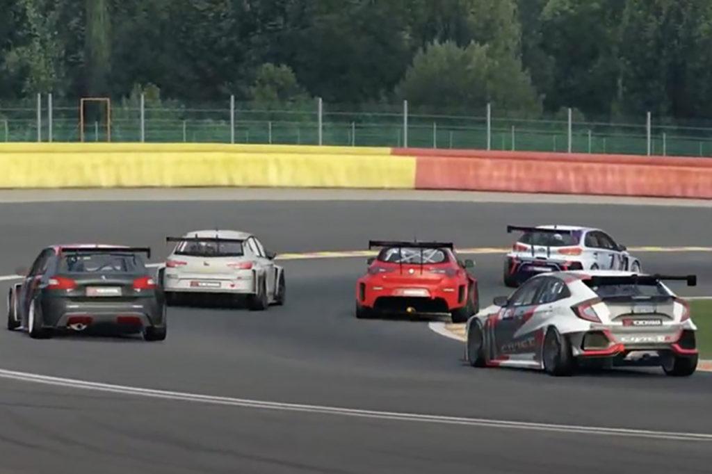 TCR Europe | Sette eventi per la SIM Racing Series, presente anche Monza