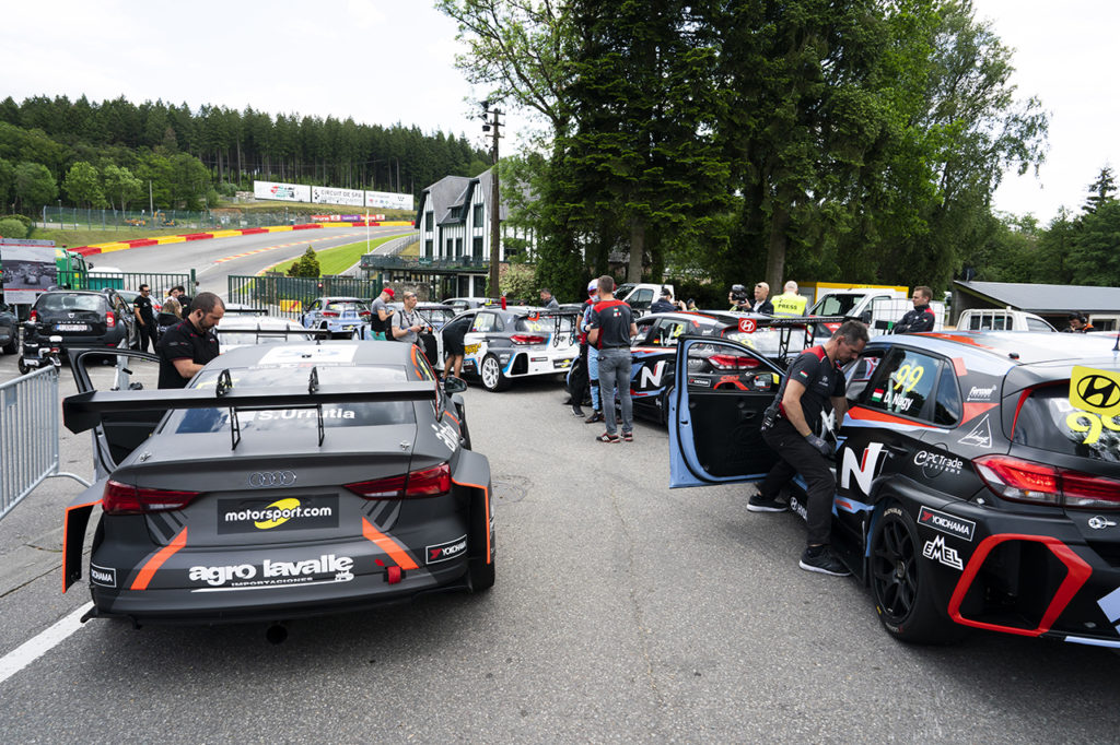 TCR Europe | La SIM Racing Series assegnerà gomme bonus per il campionato reale