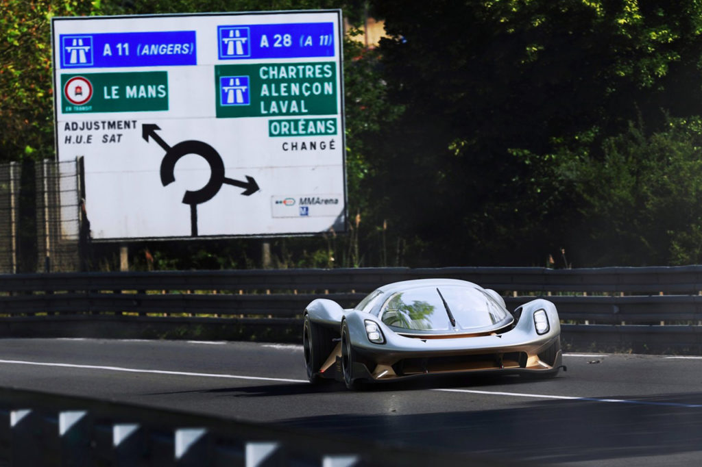 WEC | Una Hypercar a bio-metano a Le Mans? Una start-up punta all'edizione 2023