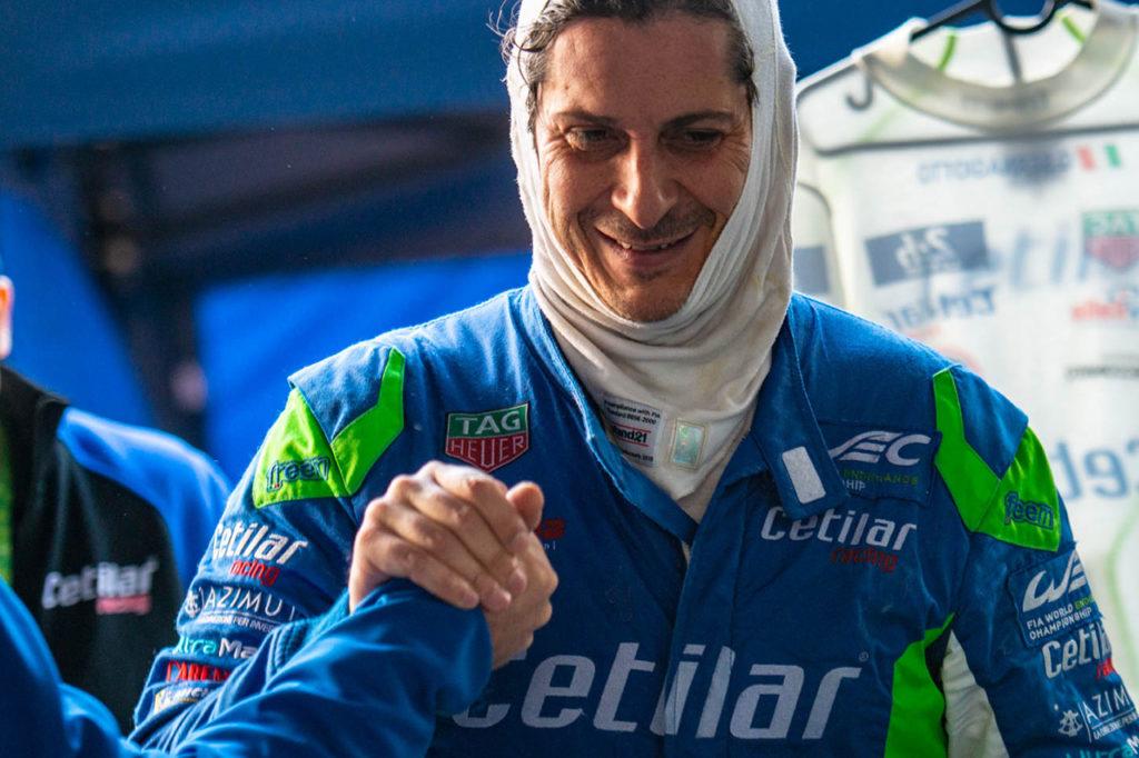 """Piloti in quarantena, Andrea Belicchi: """"Torneremo a correre per la gioia degli appassionati"""" [INTERVISTA]"""