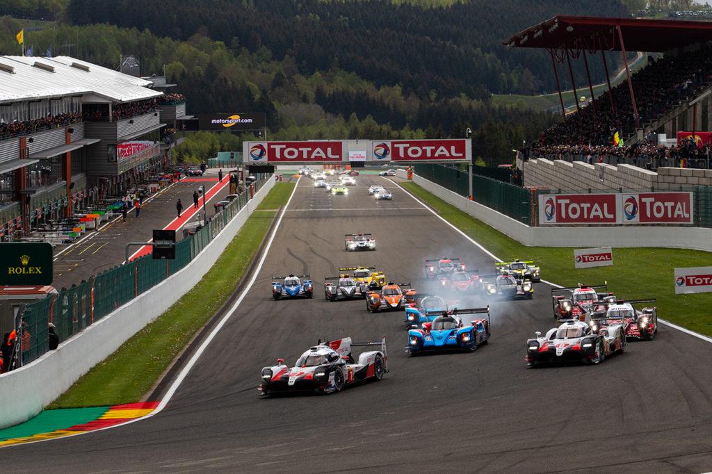 WEC | Aggiornato il calendario: Spa-Francorchamps ad agosto, si aggiunge anche Sakhir