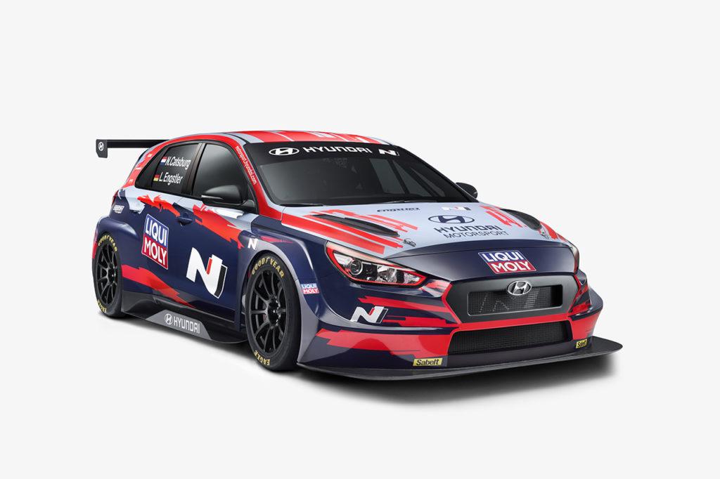WTCR | Hyundai accoglie Liqui Moly come nuovo partner per la stagione 2020