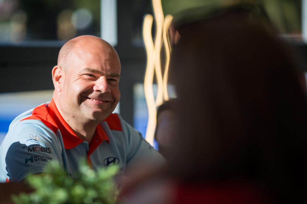 WRC | Andrea Adamo di Hyundai promuove il lavoro che porterà all'ibrido nel 2022