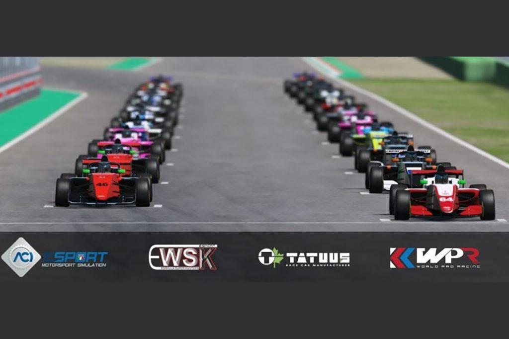 Tatuus lancia la EWSK Formula Super Masters, il proprio campionato virtuale [VIDEO]