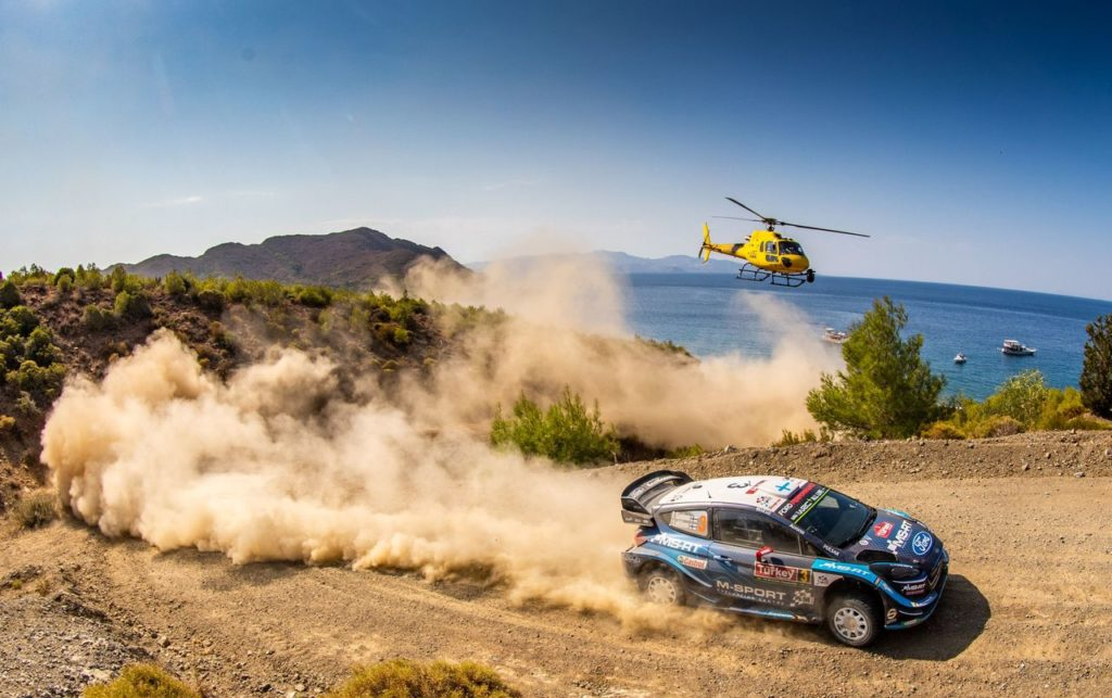WRC | I tempi sono stretti, ma M-Sport assicura progressi con la vettura 2022