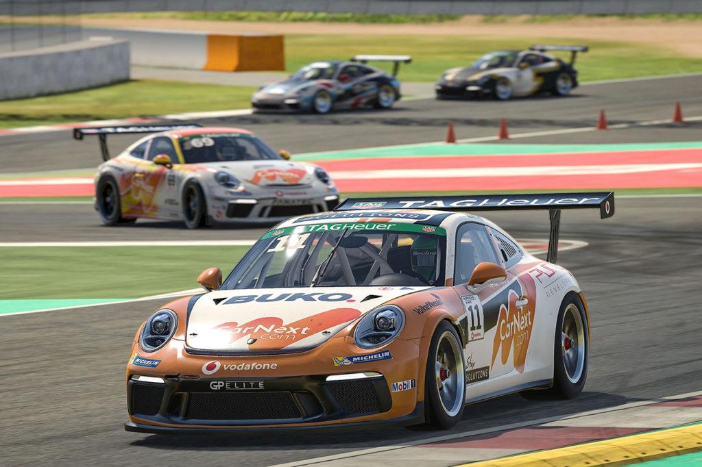 Porsche Esports Supercup | Doppietta di Benecke, Verstappen a podio
