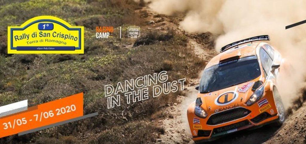 Torna il Rally San Crispino in versione eSport: al vincitore un test sulla Ford Fiesta R5 assieme a Campedelli