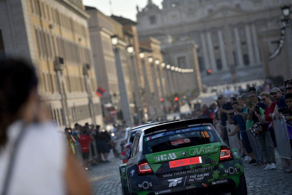 Rally Roma Capitale 2020, partono iscrizioni e piattaforma di registrazione. CIRT, salta anche il San Marino Rally