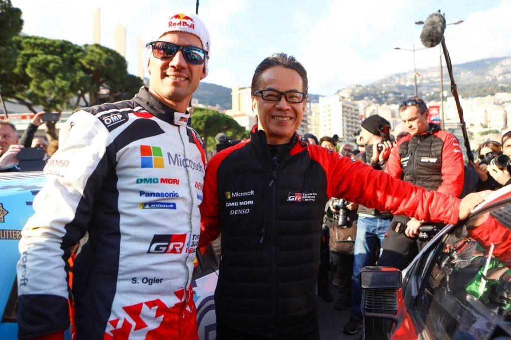 WRC | Ogier sta veramente considerando di correre un altro anno