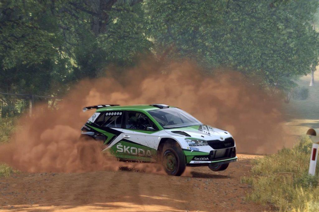 Skoda Motorsport eChallenge, nuovo round con il Rally Australia virtuale