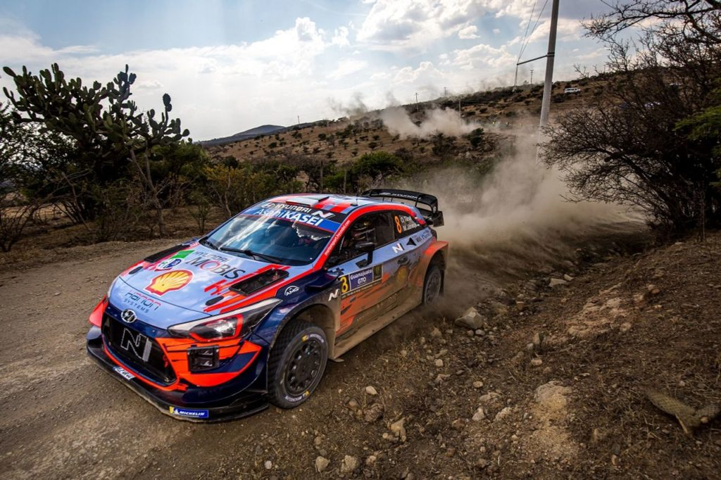 WRC | Riprendono i test ufficiali. Intanto Veiby torna a provare la Hyundai i20 R5 e Tanak correrà al nuovo Rally Estonia
