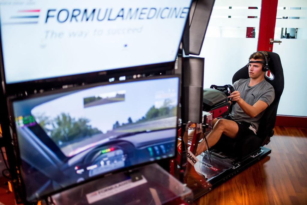 BMW Motorsport e l'importanza dell'allenamento mentale con Formula Medicine