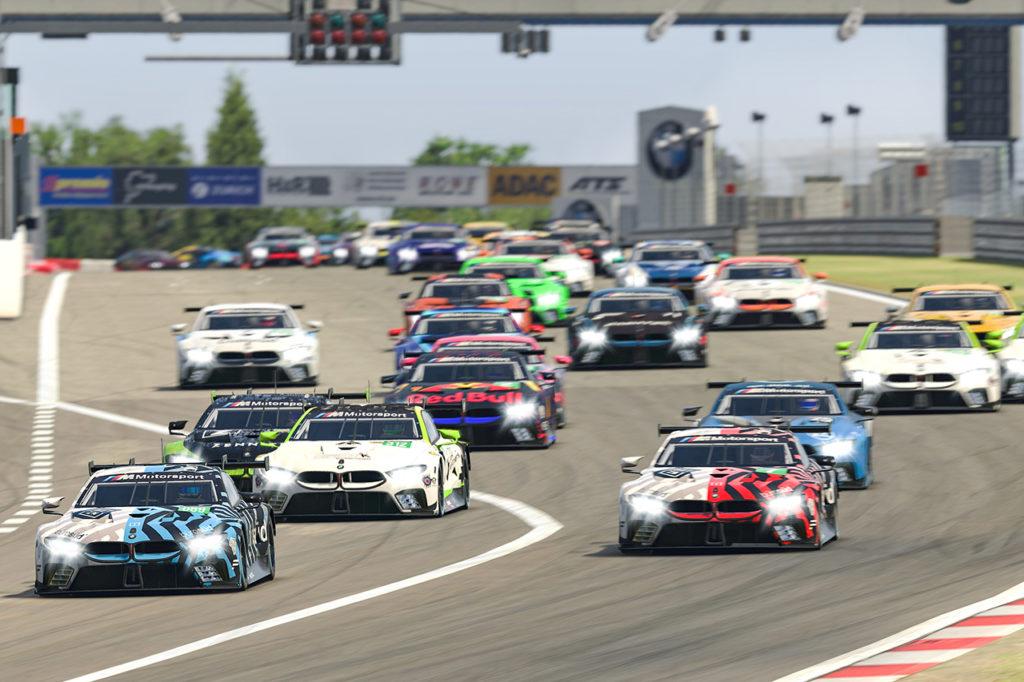 BMW SIM 120 Cup, la vittoria del Nurburgring va a Heinrich e Voss