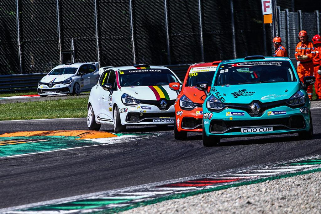 Clio Cup Italia | Annunciato il calendario 2020, si parte a luglio dal Mugello