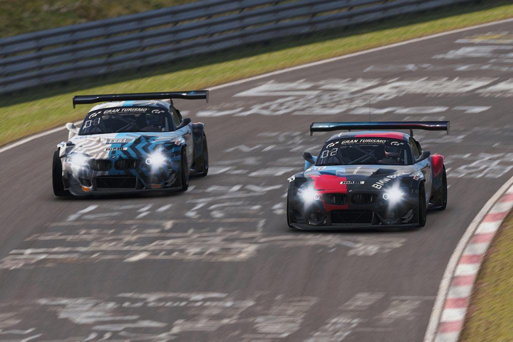 Ancora una doppietta per BMW con Spengler ed Eng al Nurburgring virtuale