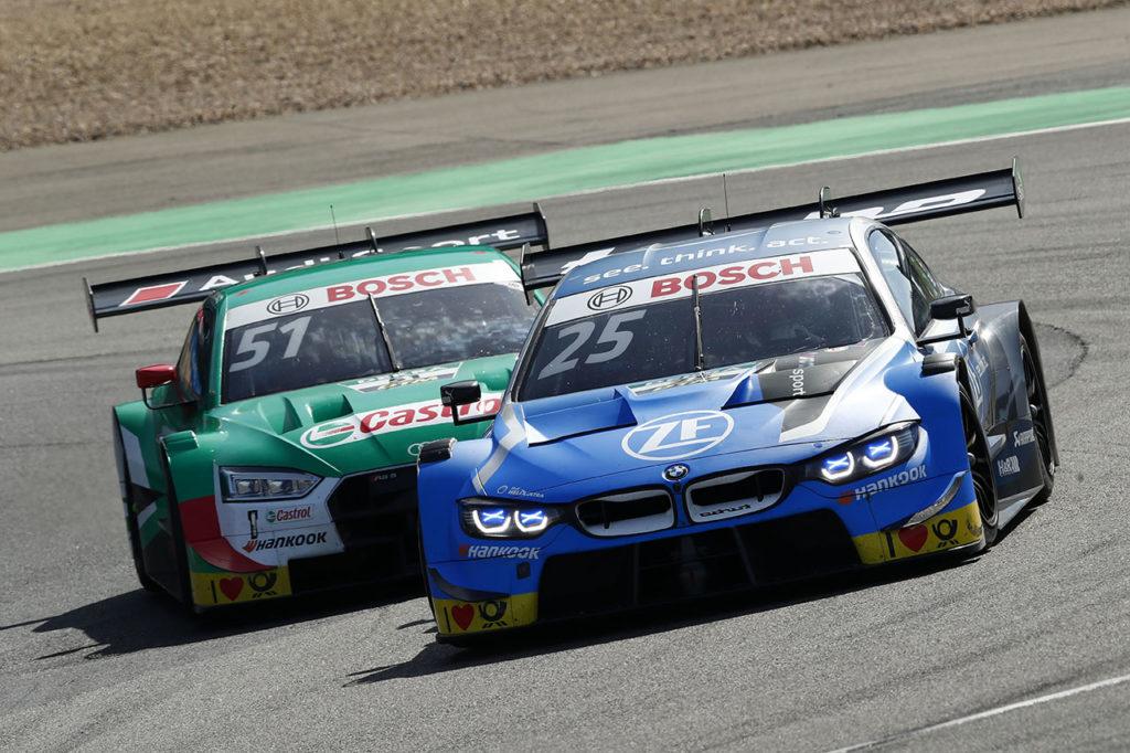 DTM | Confermati quattro giorni di test al Nurburgring a inizio giugno